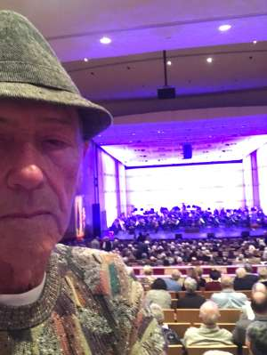 don attended Masters of the Musical Theater - Celebrating Lloyd Webber, Bernstein, and More! on Jan 10th 2020 via VetTix