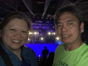Raul attended Disney on Ice Presents Mickey's Search Party on Feb 26th 2020 via VetTix
