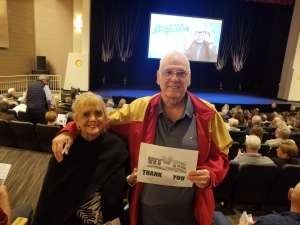 Jon attended Shannon Wild: Pursuit of the Black Panther on Jan 23rd 2020 via VetTix