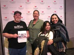 jerry attended Shannon Wild: Pursuit of the Black Panther on Jan 23rd 2020 via VetTix
