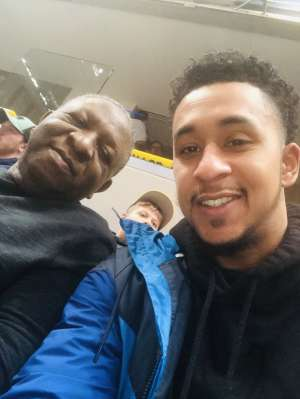 Ernest attended Indiana Pacers vs. Miami Heat - NBA on Jan 8th 2020 via VetTix