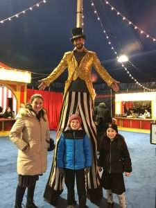 Jacob attended Big Apple Circus - Lincoln Center on Jan 9th 2020 via VetTix