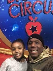Shaunn attended Big Apple Circus - Lincoln Center on Jan 9th 2020 via VetTix