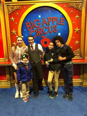 Katty attended Big Apple Circus - Lincoln Center on Jan 9th 2020 via VetTix