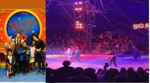 Domain attended Big Apple Circus - Lincoln Center on Jan 9th 2020 via VetTix