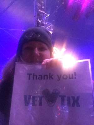 Kimberly attended Big Apple Circus - Lincoln Center on Jan 9th 2020 via VetTix