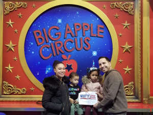 DANTE attended Big Apple Circus - Lincoln Center on Jan 9th 2020 via VetTix