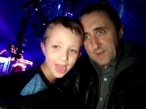 Juozas attended Big Apple Circus - Lincoln Center on Jan 16th 2020 via VetTix