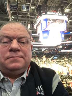 Keith attended Washington Wizards vs. Atlanta Hawks - NBA on Jan 10th 2020 via VetTix