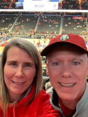 Tony attended Washington Wizards vs. Atlanta Hawks - NBA on Jan 10th 2020 via VetTix