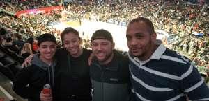 patrick attended Washington Wizards vs. Atlanta Hawks - NBA on Jan 10th 2020 via VetTix