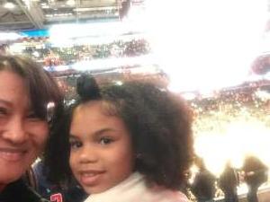 Mia attended Washington Wizards vs. Atlanta Hawks - NBA on Jan 10th 2020 via VetTix