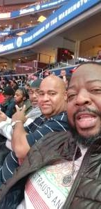 Daniel attended Washington Wizards vs. Atlanta Hawks - NBA on Jan 10th 2020 via VetTix