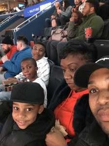 Michael attended Washington Wizards vs. Atlanta Hawks - NBA on Jan 10th 2020 via VetTix