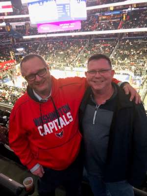Paul attended Washington Wizards vs. Atlanta Hawks - NBA on Jan 10th 2020 via VetTix