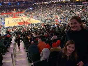 Tracey attended Washington Wizards vs. Atlanta Hawks - NBA on Jan 10th 2020 via VetTix