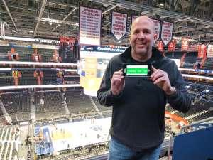 Jason attended Washington Wizards vs. Charlotte Hornets - NBA on Jan 30th 2020 via VetTix