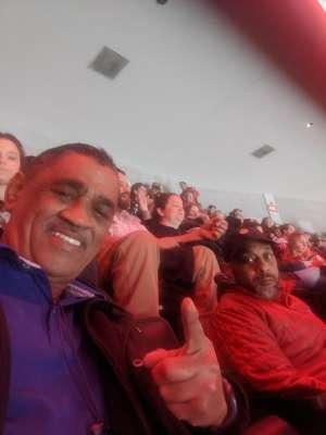 Tony attended Washington Wizards vs. Charlotte Hornets - NBA on Jan 30th 2020 via VetTix