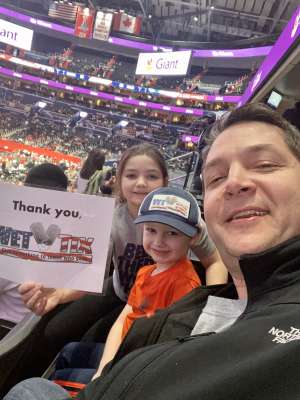 Click To Read More Feedback from Washington Wizards vs. Charlotte Hornets - NBA