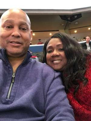 Norman attended Washington Wizards vs. Charlotte Hornets - NBA on Jan 30th 2020 via VetTix