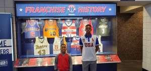 Richard attended Washington Wizards vs. Charlotte Hornets - NBA on Jan 30th 2020 via VetTix