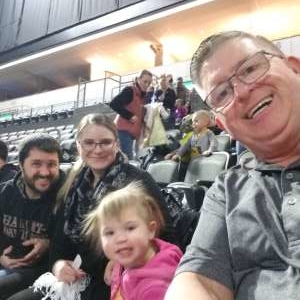 Steven attended Paw Patrol Live: Race to the Rescue on Jan 11th 2020 via VetTix