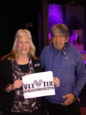 Salvatore attended Mesa Encore Theatre: She Kills Monsters on Jan 12th 2020 via VetTix