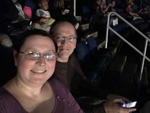 Tara attended WWE Friday Night Smackdown on Jan 17th 2020 via VetTix