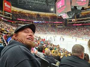 Tiffany attended Arizona Coyotes vs. Pittsburgh Penguins - NHL on Jan 12th 2020 via VetTix