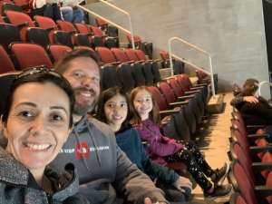 Melissa attended Arizona Coyotes vs. Pittsburgh Penguins - NHL on Jan 12th 2020 via VetTix