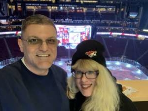 Edward attended Arizona Coyotes vs. Pittsburgh Penguins - NHL on Jan 12th 2020 via VetTix