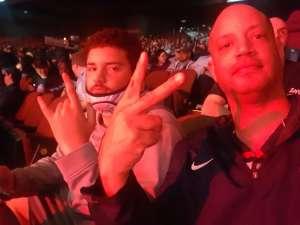 Donald attended Bellator 238 - Budd vs. Cyborg on Jan 25th 2020 via VetTix
