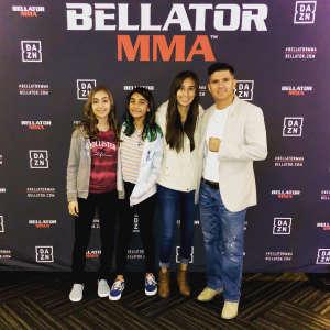 ERICK attended Bellator 238 - Budd vs. Cyborg on Jan 25th 2020 via VetTix