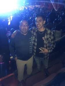 Luis attended Bellator 238 - Budd vs. Cyborg on Jan 25th 2020 via VetTix