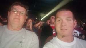 Johnny attended Bellator 238 - Budd vs. Cyborg on Jan 25th 2020 via VetTix