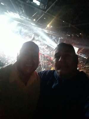 Manny attended Bellator 238 - Budd vs. Cyborg on Jan 25th 2020 via VetTix