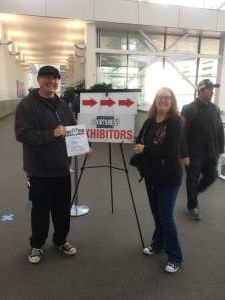 Levi attended International Sportsmen's Expo - Tickets Good for Any One Day on Jan 10th 2020 via VetTix