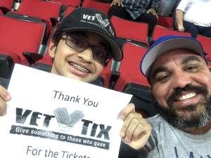 Juan attended NC State Wolf Pack vs. Miami - NCAA Men's Basketball on Jan 15th 2020 via VetTix