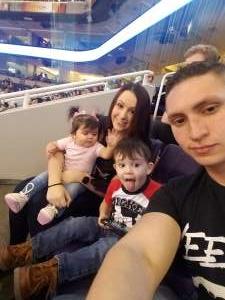 Isaac attended Phoenix Suns vs. Charlotte Hornets - NBA on Jan 12th 2020 via VetTix