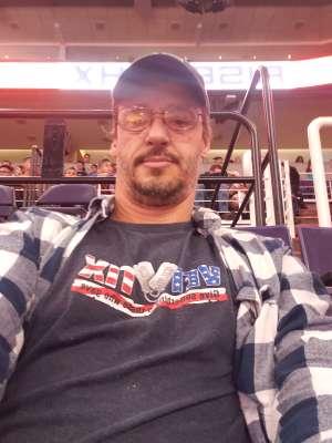 Russell attended Phoenix Suns vs. Charlotte Hornets - NBA on Jan 12th 2020 via VetTix