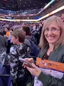 Rique attended Phoenix Suns vs. Orlando Magic - NBA on Jan 10th 2020 via VetTix