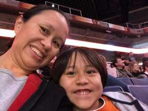 PP attended Phoenix Suns vs. Orlando Magic - NBA on Jan 10th 2020 via VetTix
