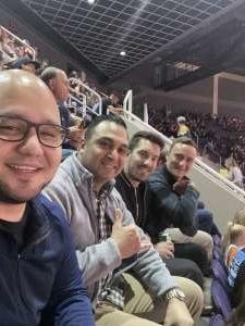 Alonzo attended Phoenix Suns vs. Orlando Magic - NBA on Jan 10th 2020 via VetTix