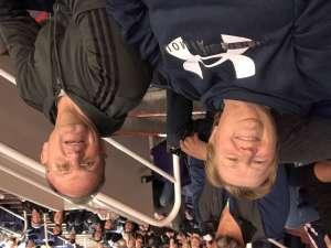 David attended Phoenix Suns vs. Orlando Magic - NBA on Jan 10th 2020 via VetTix