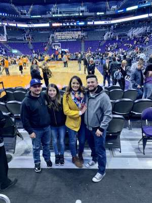 Luis attended Phoenix Suns vs. Orlando Magic - NBA on Jan 10th 2020 via VetTix