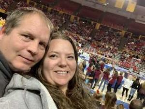Edward attended Arizona State Sun Devils vs. Oklahoma - NCAA Gymnastics on Jan 11th 2020 via VetTix