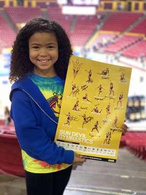 Timothy attended Arizona State Sun Devils vs. Oklahoma - NCAA Gymnastics on Jan 11th 2020 via VetTix