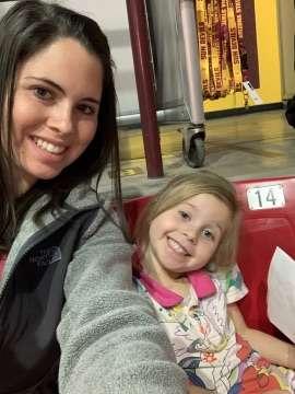 Nicole attended Arizona State Sun Devils vs. Oklahoma - NCAA Gymnastics on Jan 11th 2020 via VetTix