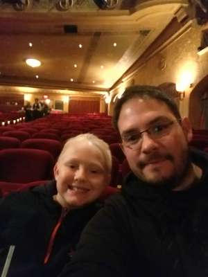 David attended Mystery Science Theater 3000 Live! on Jan 28th 2020 via VetTix