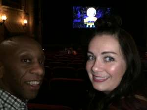 Harold attended Mystery Science Theater 3000 Live! on Jan 28th 2020 via VetTix